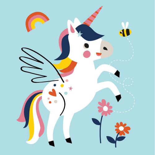 Cards Unicorn