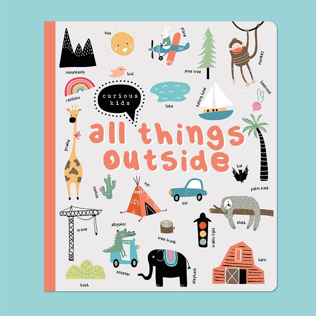 All things outside